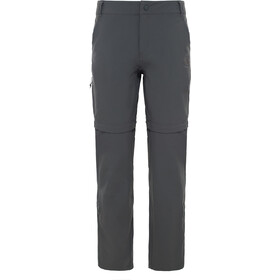 The North Face Exploration Convertible Pants regular Women, asphalt grey